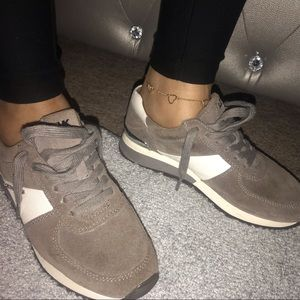 Michael Kors suede sneakers! Great 👍🏽 buy!